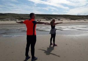 Boostcamps Noordwijk strand