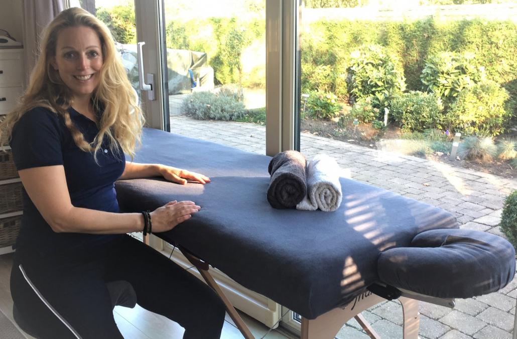 Energetische massage Marieke van Duijn